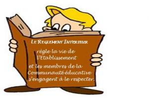 Reglement intrieur